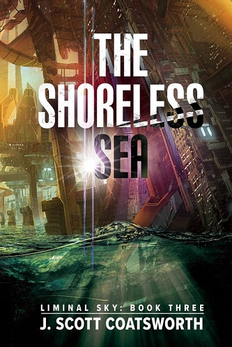 J. Scott Coatsworth - The Shoreless Sea Cover s njew374