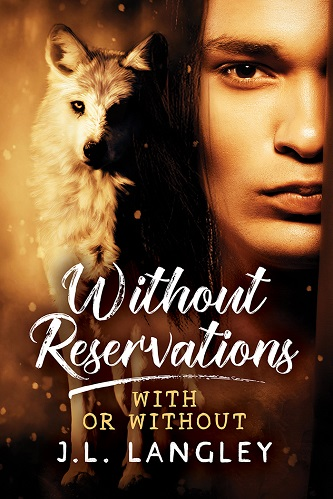 J.L. Langley - Without Reservations Cover nm595n