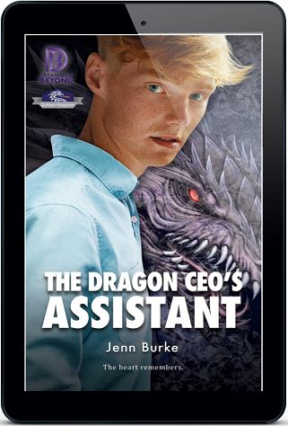 Jenn Burke - The Dragon CEO's Assistant 3d Cover snamw4