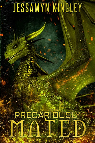 Jessamyn Kingley - Precariously Mated Cover djvu7f