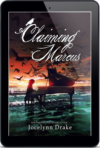 Claiming Marcus by Jocelynn Drake Release Blast, Excerpt & Giveaway!