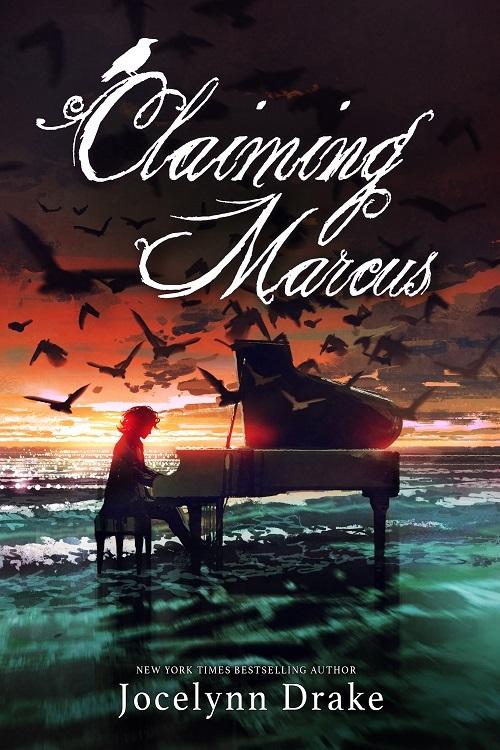 Jocelynn Drake - Claiming Marcus Cover ntr74