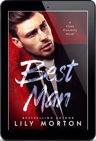 Best Man by Lily Morton Release Blast & Excerpt!