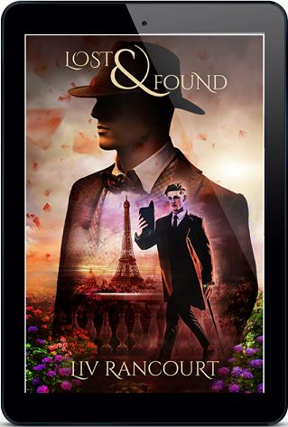 Lost & Found by Lin Rancourt Release Blast, Excerpt & Giveaway!