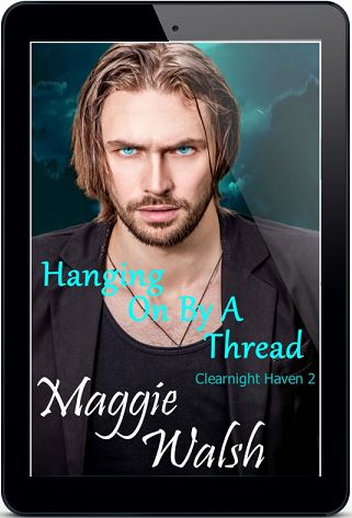 Hanging On by a Thread by Maggie Walsh