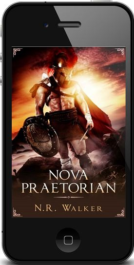 Nova Praetorian by N.R. Walker ~ Audio Review