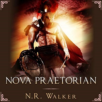 N.R. Walker - Nova Praetorian Audio Cover fhv34