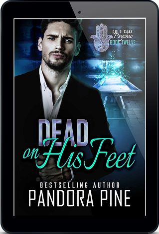 Dead on his Feet by Pandora Pine