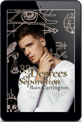 33 Degrees of Separation by Rain Carrington Blog Tour, Excerpt & Giveaway!