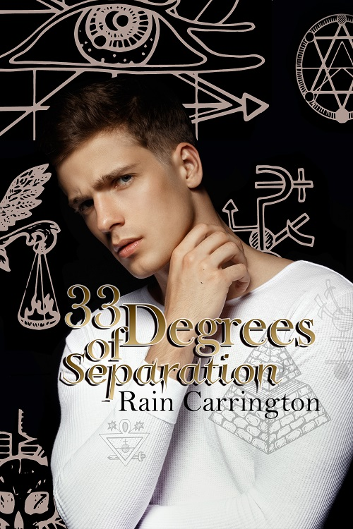 Rain Carrington - 33 Degrees of Separation Cover nrh474