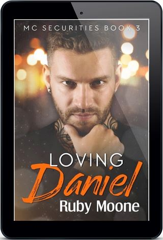 Loving Daniel by Ruby Moone Blog Tour, Excerpt & Giveaway!