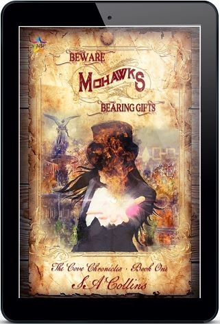 Beware Mohawks Bearing Gifts by S.A. Collins Blog Tour, Exclusive Excerpt & Giveaway!