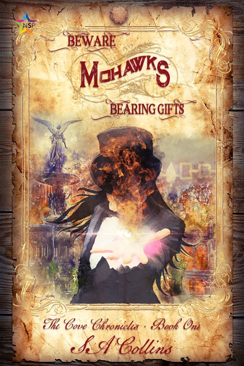 S.A. Collins - Beware Mohawks Bearing Gifts Cover wab443