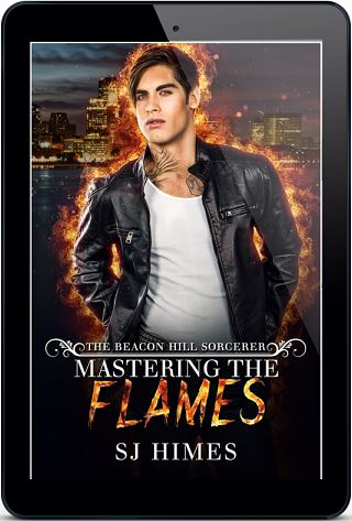 Mastering the Flames by S.J. Himes Blog Tour, Excerpt & Review!