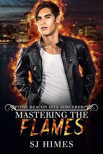 S.J. Himes - Mastering the Flames Cover s ij473