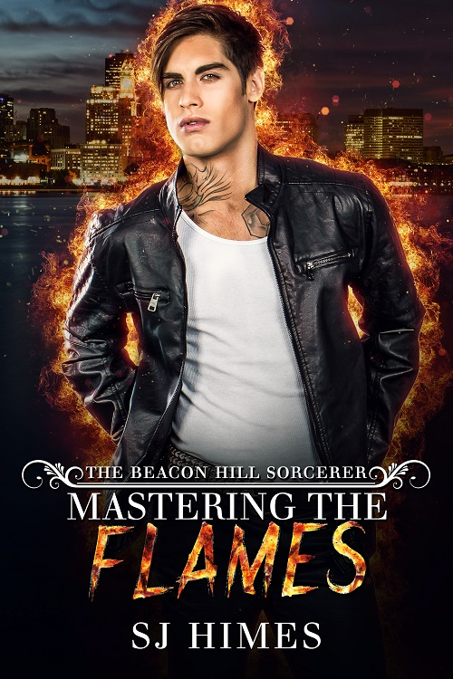 S.J. Himes - Mastering the Flames Cover snd83