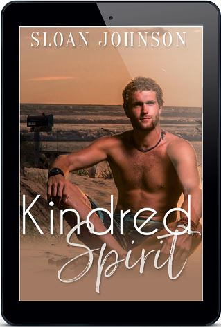 Kindred Spirit by Sloan Johnson Release Blast & Excerpt!