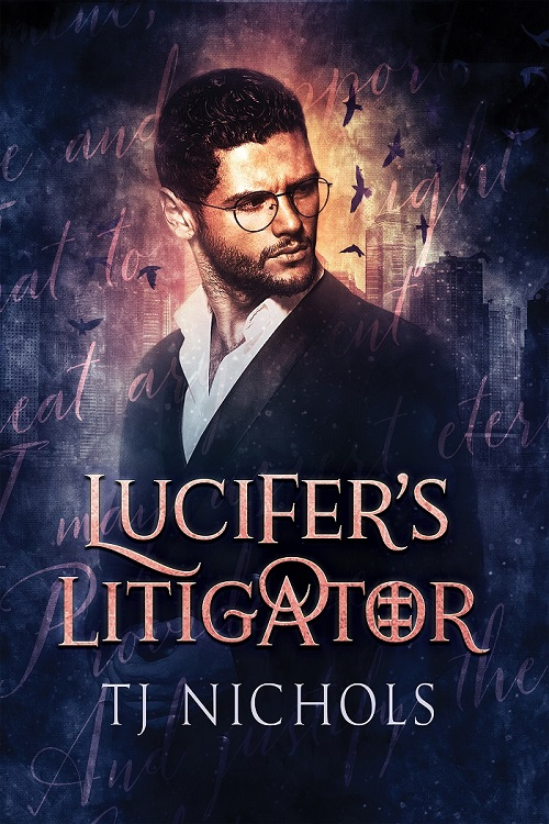 T.J. Nichols - Lucifer's Litigator Cover db735