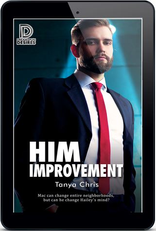 Tanya Chris - Him Improvement 3d Cover mnwre8