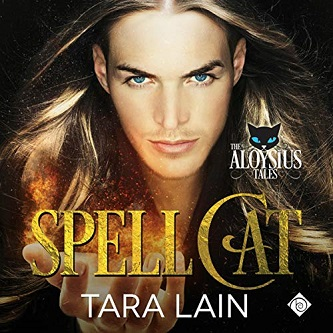 Tara Lain - Spell Cat Audio Cover cnw74N