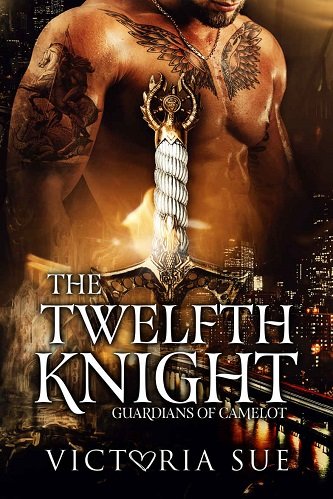 Victoria Sue - The Twelfth Knight Cover NDSHJ4