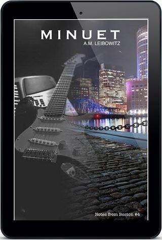 A.M. Leibowitz - Minuet 3D Cover NEJR47