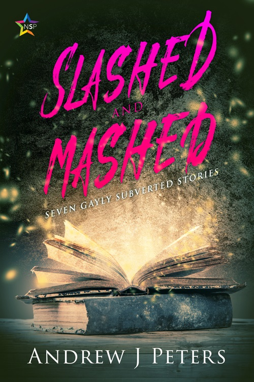 Andrew J. Peters - Slashed and Mashed Cover snd7weh