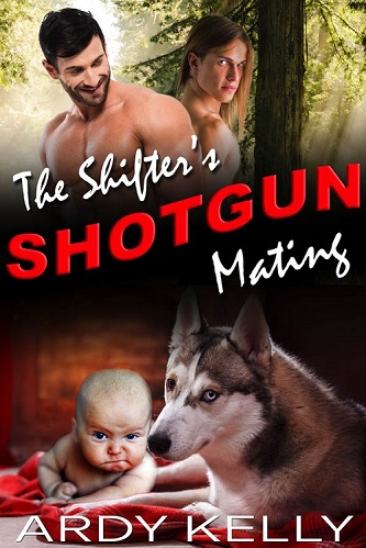 Ardy Kelly - The Shifter's Shotgun Mating Cover s nerga98