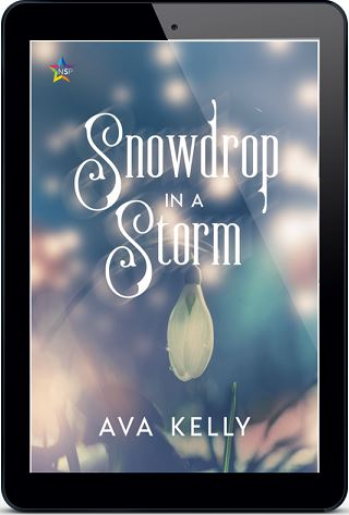 Ava Kelly - Snowdrop in a Storm 3d Cover fsy7h