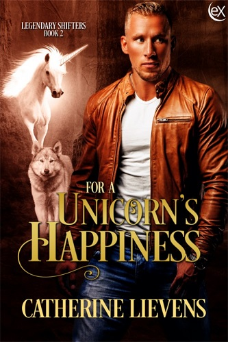 Catherine Lievens - For A Unicorn's Happiness Cover gmg9glg
