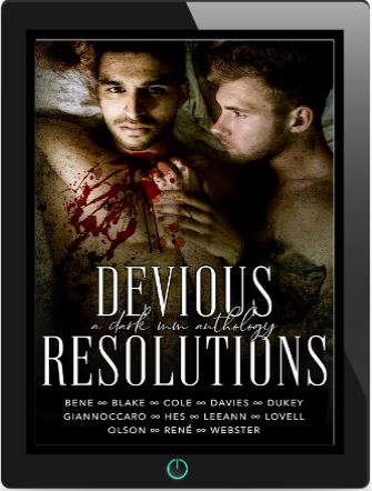 Devious Resolutions Anthology Release Blast & Giveaway!