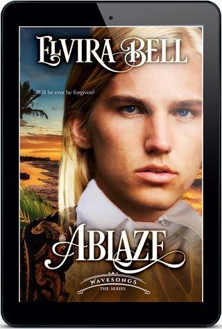 Ablaze by Elvira Bell Cover Reveal!