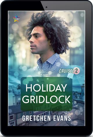 Gretchen Evans - Holiday Gridlock 3d Cover pas93,m