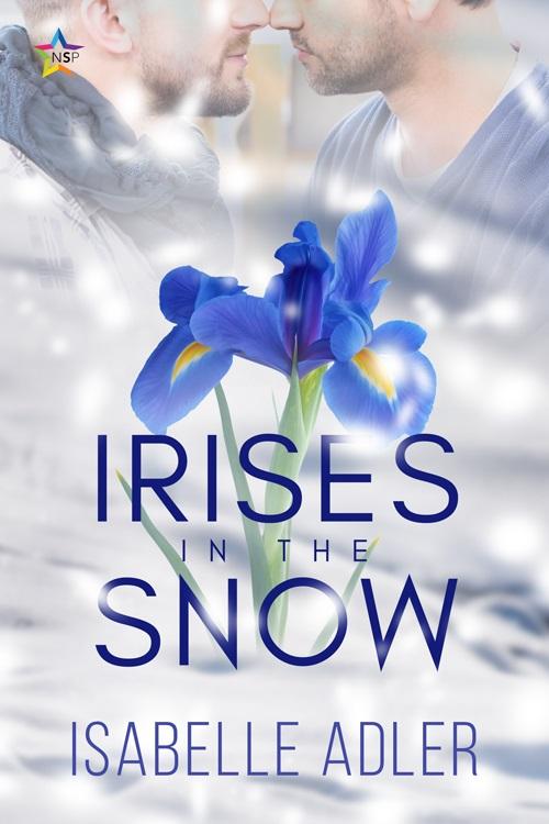 Isabelle Adler - Irises in the Snow Cover t474hn