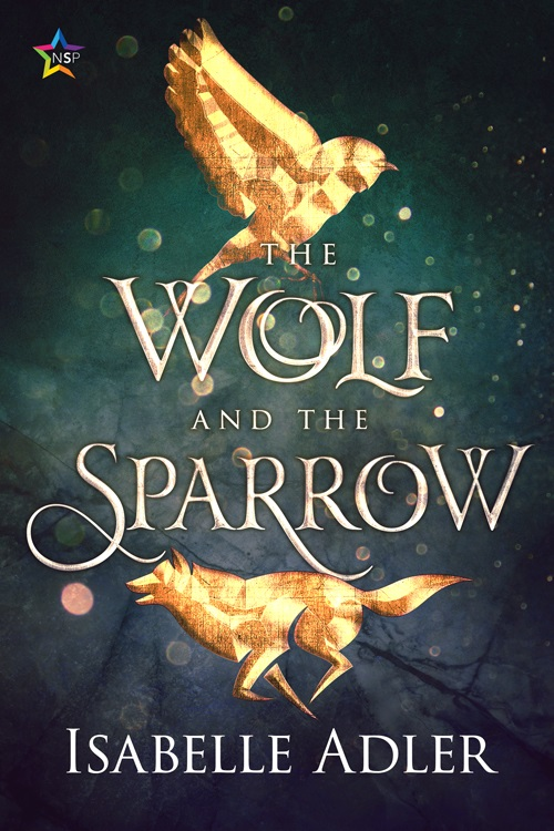 Isabelle Adler - The Wolf and the Sparrow Cover sn7ej