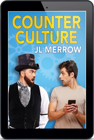 Counter Culture by J.L. Merrow Blog Tour, Excerpt & Giveaway!