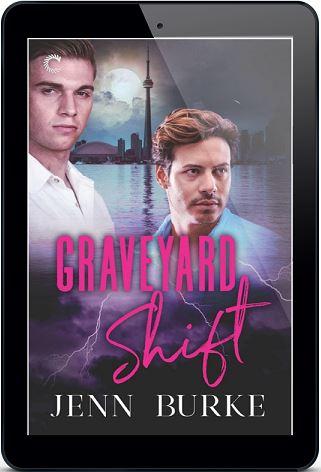 Graveyard Shift by Jenn Burke Release Blast, Excerpt & Giveaway!