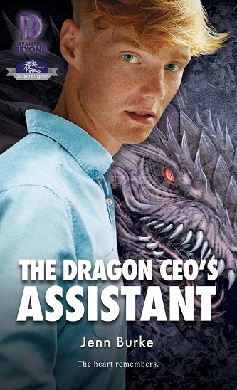 Jenn Burke - The Dragon CEO's Assistant Cover s ijer8f