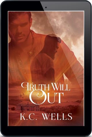 K.C. Wells - Truth Will Out 3d Cover fneri57j