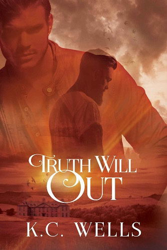 K.C. Wells - Truth Will Out Cover 48h4y4