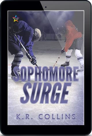 Sophomore Surge by K.R. Collins Release Blast, Excerpt & Giveaway!