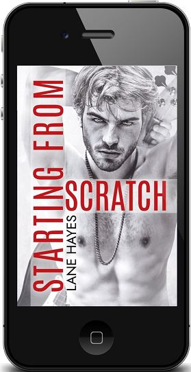 Starting from Scratch by Lane Hayes Audio Release Blast, Excerpt & Giveaway!