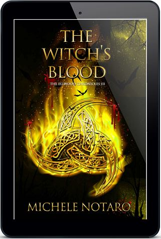 The Witch's Blood by Michele Notaro