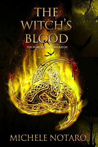 Michele Notaro - The Witch's Blood Cover hu8sjs7d