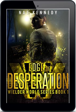 Edge of Desperation by Nat Kenndy