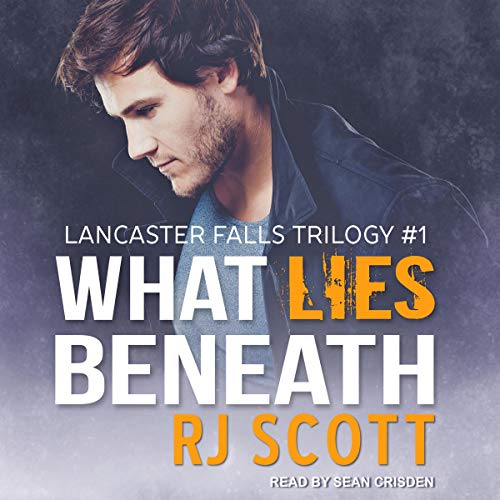 R.J. Scott - What Lies Beneath Audio Cover cbfw74