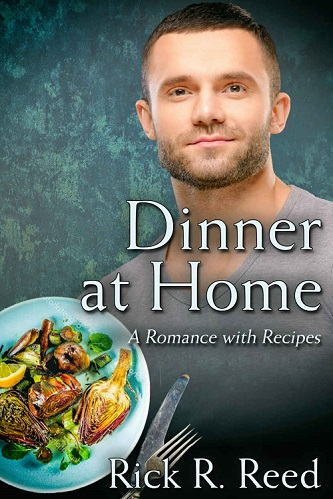 Rick R. Reed - Dinner at Home Cover h84fjn