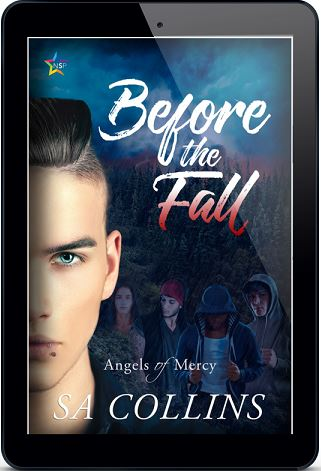Before the Fall by S.A. Collins Release Blast, Excerpt & Giveaway!