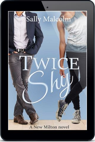 Twice Shy by Sally Malcom Blog Tour & Giveaway!