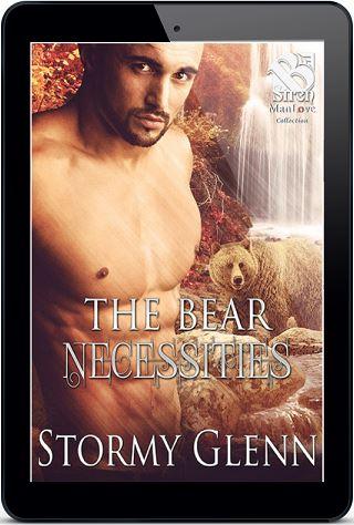 Stormy Glenn - The Bear Necessities 3d Cover la9w0l